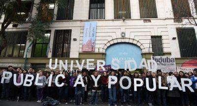 En medio del conflicto, el Gobierno convocó a los gremios universtarios
