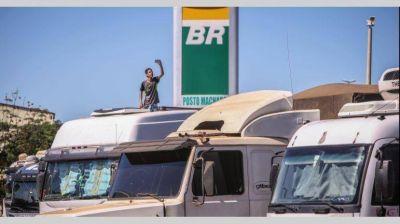 Los camiones de Brasil vuelven a impactar a las comercializadoras