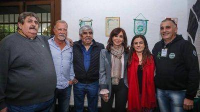 Cristina Kirchner y Hugo Moyano reforzarán su alianza táctica en medio del oleaje judicial