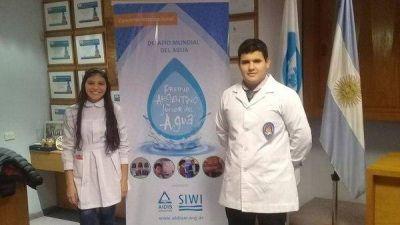 Estudiantes correntinos viajan a Suecia a competir por el Nobel del Agua