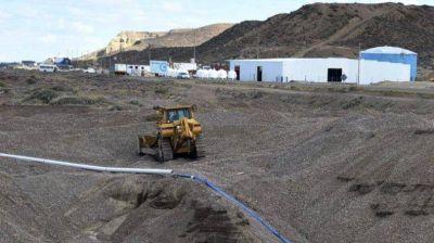 La Provincia y la Municipalidad se disputan méritos para finalizar la obra de la Planta de Osmosis