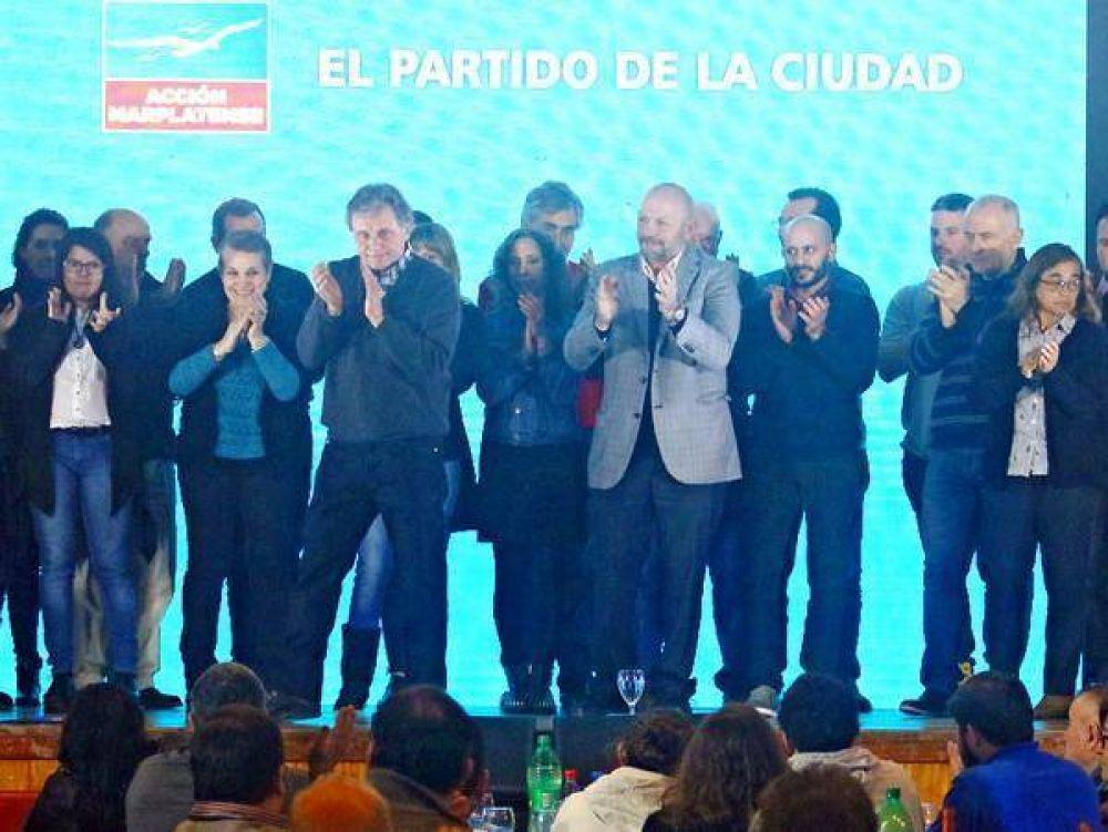 """Gustavo Pulti: """"Mar del Plata quiere trabajo y proyectos de verdad"""""""