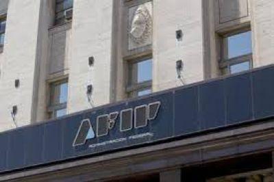 La AFIP podría aplicar multas y la baja del blanqueo a empresas