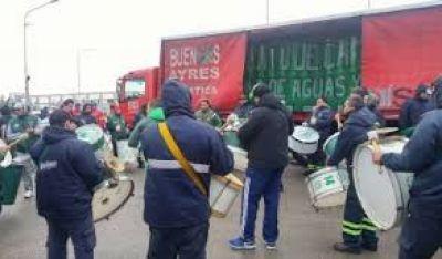 Camioneros decretaron huelga en Coca-Cola