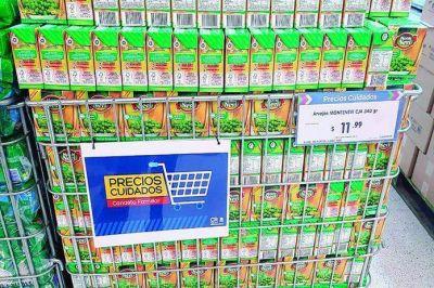"""Hoy se define el programa de """"Precios Cuidados"""" en supermercados"""