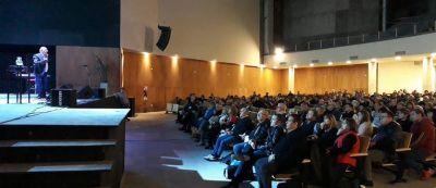 El Congreso Nacional Bautista se desarrolló en Mendoza, donde se eligió al nuevo presidente