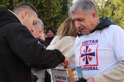 Cáritas rindió cuentas de su Colecta Anual 2018