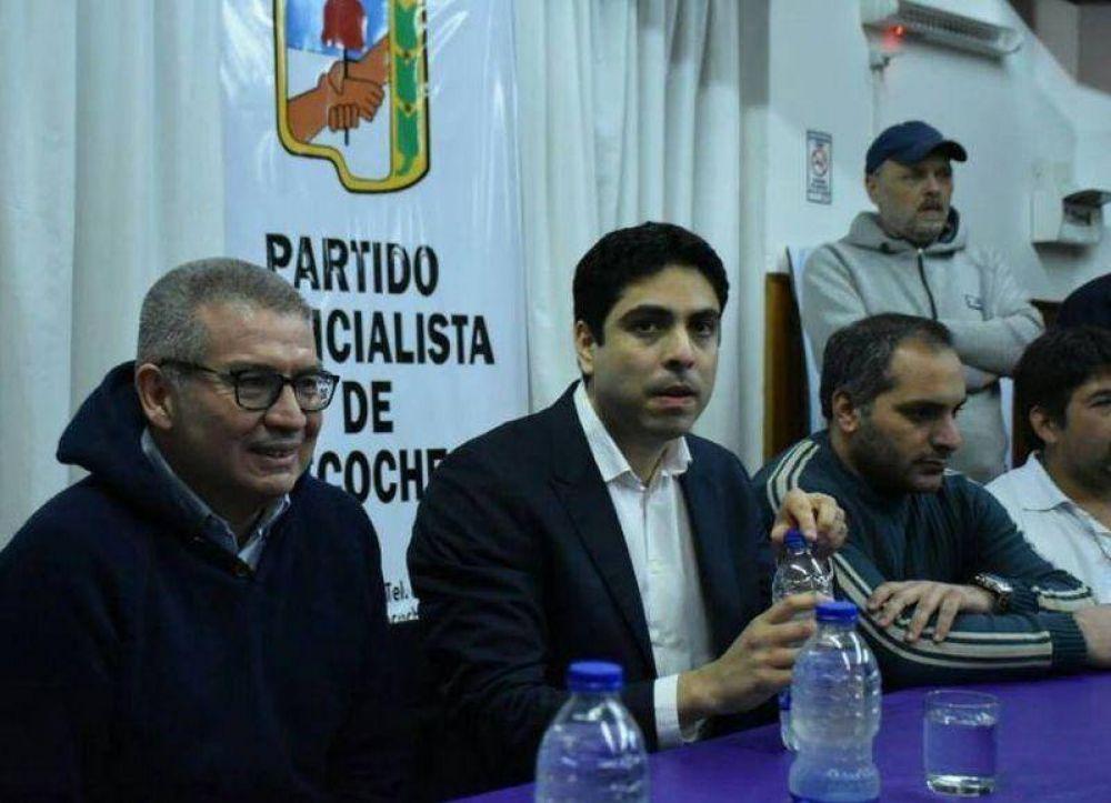 El hijo de Hugo Moyano disertó sobre la reforma laboral impulsada por el gobierno nacional