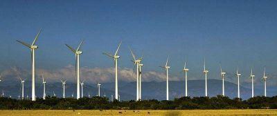 El Astillero Río Santiago tiene una máquina nueva para montar molinos eólicos, pero está parada