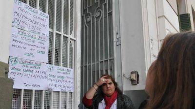 Empieza en Provincia una nueva huelga docente, esta vez por tres días