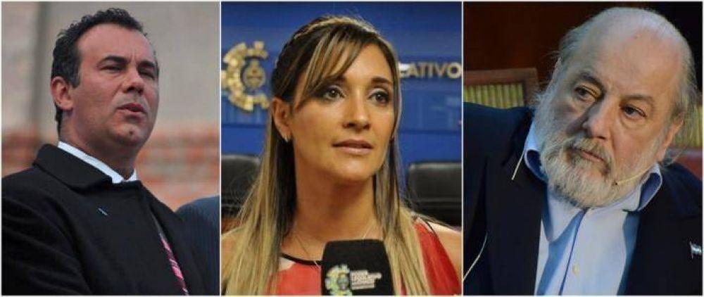Claudia Panzardi y Daniel Capitanich declaran en Comodoro Py ante Bonadio por la causa GIRSU