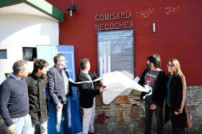 Comisarias de Necochea ya son Sitios de la Memoria