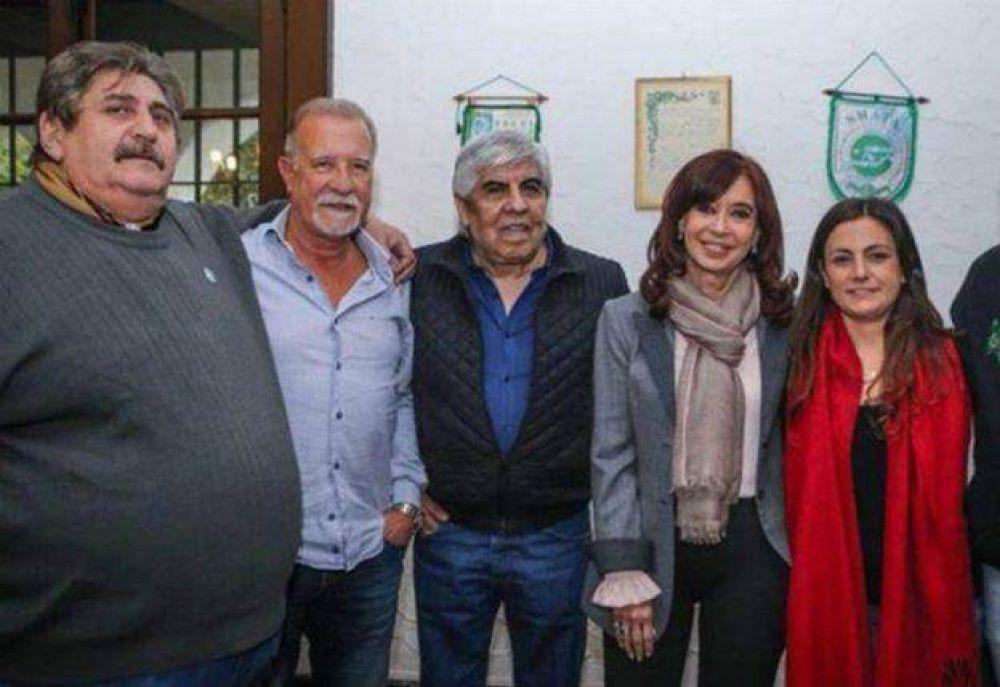 ¿Se viene la fórmula Cristina Kirchner – Hugo Moyano?