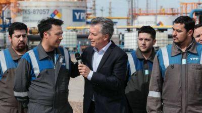El gobierno apuesta a Vaca Muerta para atraer dólares con las exportaciones