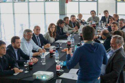 Rodeada de varones: el Gabinete 100% masculino de Vidal