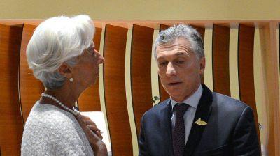 En medio de la crisis del dólar, el FMI reiteró el apoyo al gobierno de Macri