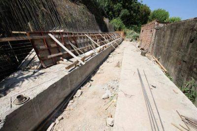 El gobierno de la provincia adjudicó la obra para los desagües pluviales de la Cuenca Ezpeleta en Victoria