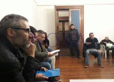 Conformación de la Mesa política sindical del Movimiento Nacional Justicialista
