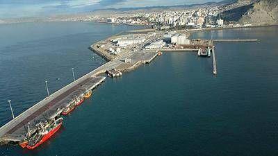 Incorporarían un servicio de transporte de cabotaje en el puerto de Comodoro