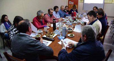 Se reunió el Consorcio de GIRSU en Recreo