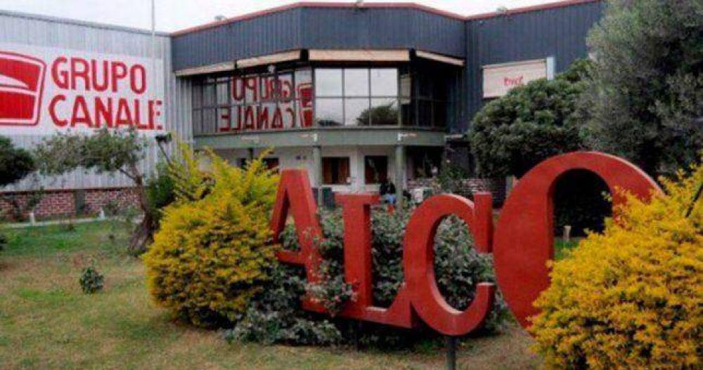 Dos meses de retraso salarial en la planta mendocina de Alco