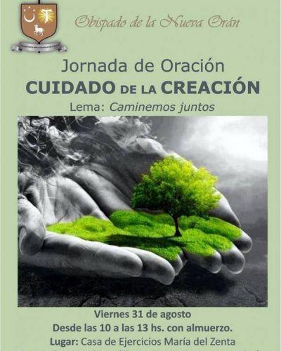 Jornada de Oración por el Cuidado de la Creación