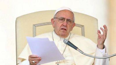 Los obispos argentinos respaldaron al papa Francisco: