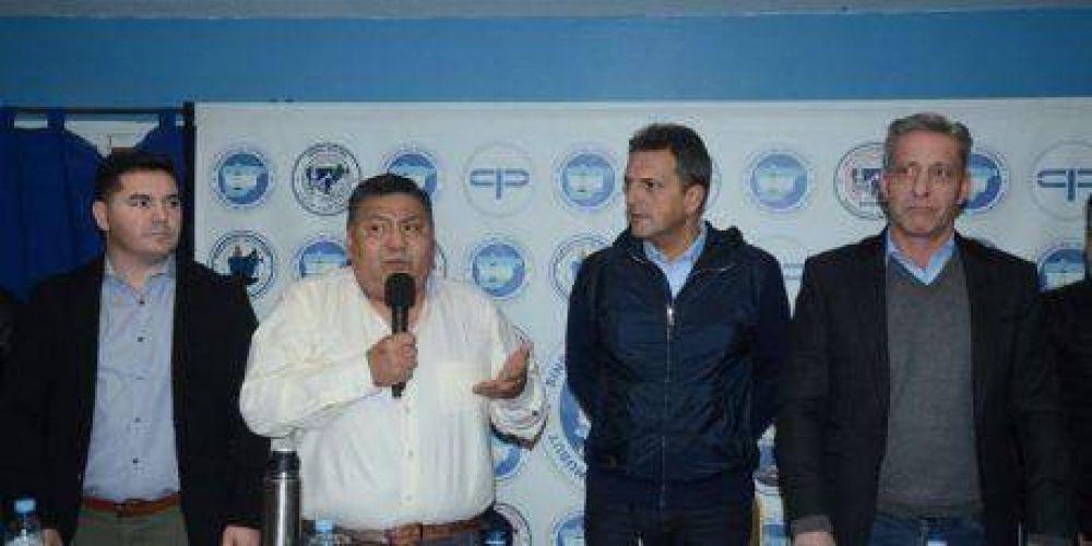 """Ávila: """"Massa es uno de los principales candidatos a Presidente que puede tener el PJ"""""""