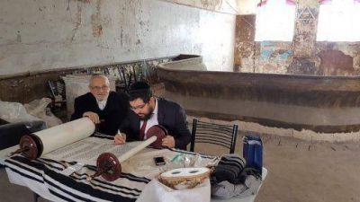 Recuperan una antigua sinagoga en Argentina fundada antes de la Segunda Guerra Mundial
