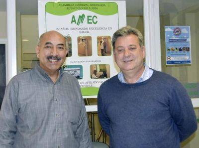 AMEC, la mutual de los mercantiles en sus primeros 25 años continúa sumando servicios