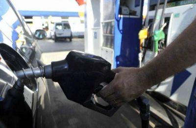 Este fin de semana, los combustibles aumentarán hasta un 8%