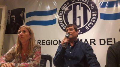 """Desde la CGT Mar del Plata afirman que """"este gobierno se ha quedado sin rumbo"""""""