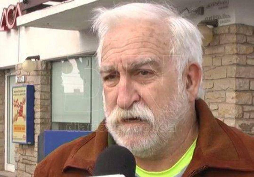 Pedro Manuel de Ilzarbe busca la presidencia del comité necochense y se postula para Intendente