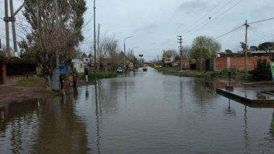 La marea trepó los tres metros: Inundaciones y evacuados en Quilmes