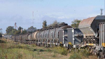"""""""El tren entre Bahía y Vaca Muerta se hará si no se cambia la traza"""", dijo el ministro de Energía de Neuquén"""