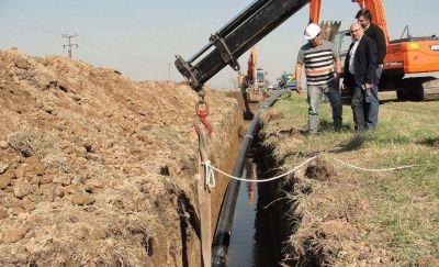 """Con el nuevo gasoducto, en Balcarce proyectan tener un servicio con """"suministro suficiente"""""""