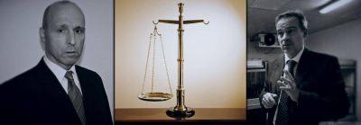 Justicia lenta y corrupta