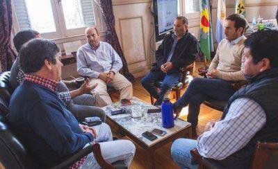 Abella se reunió con representantes gremiales de UTA por el transporte en la ciudad