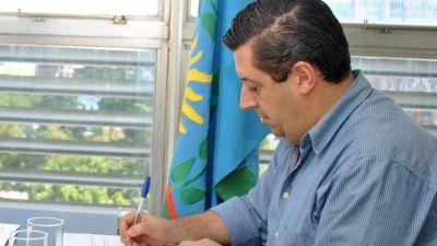 El peronista Néstor Álvarez dejó la intendencia de Guamini por un cargo en provincia