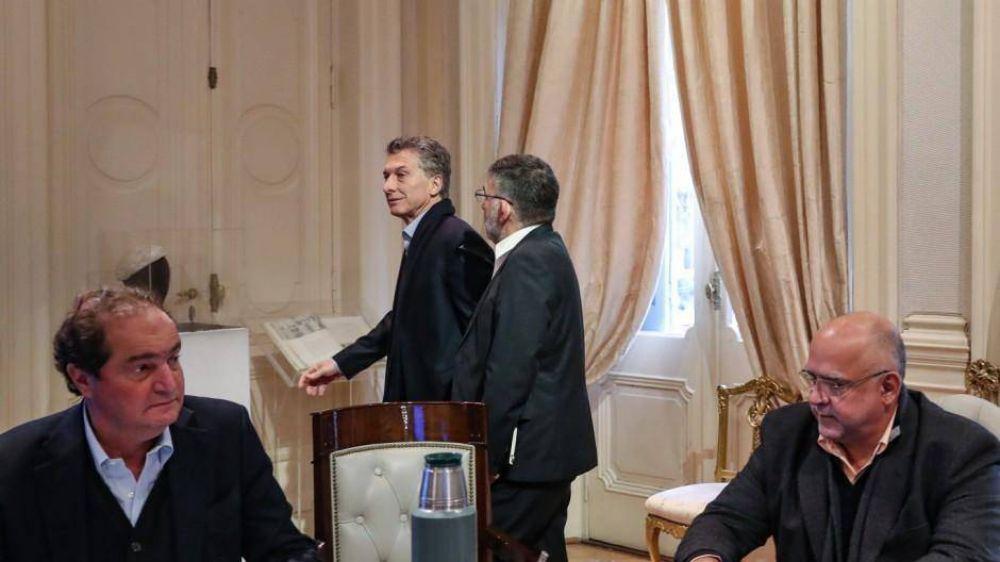 Macri desarma la estructura de control de Jefatura de Gabinete y avanza con el plan Melconian