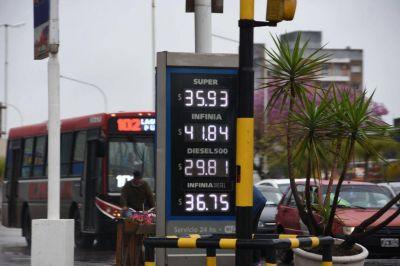 Combustibles: Shell, YPF y Axion aplicaron un nuevo incremento de hasta $5 por litro