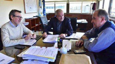 El municipio destinará a obras de gas y cloacas el último tramo de fondos del endeudamiento
