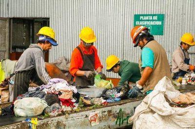 Un mes separando la basura: Recuperaron 7 mil kilos de residuos orgánicos