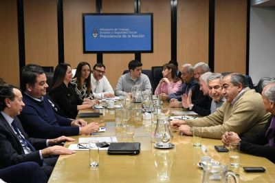 Preocupación en CGT por rumores de eliminación del ministerio de Trabajo