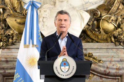 Macri relanza su gestión con un gabinete reducido y nuevas medidas