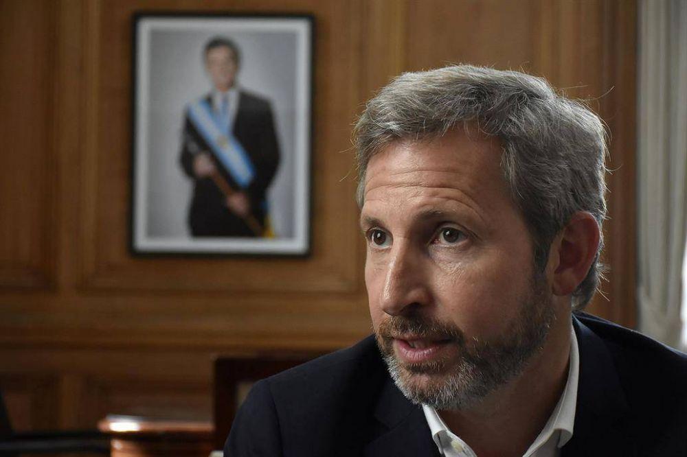 Frigerio, Monzó y Larreta apuestan al PJ dialoguista