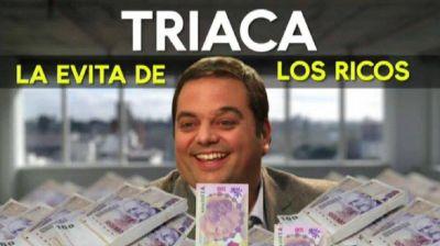 Triaca y sus subsidios para amigos ricos: enviaba millones de pesos a quienes no los necesitaban