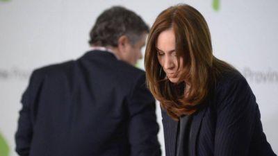 Vidal evalúa achicar ministerios y se prepara para una gestión