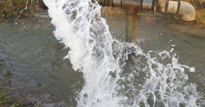 Sistema de abastecimiento de agua potable de Pueblo Marini