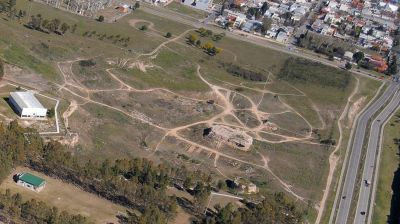 El Municipio ya planea intervenciones en el Parque Campaña del Desierto
